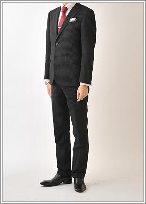 スタイリッシュスーツスタイル